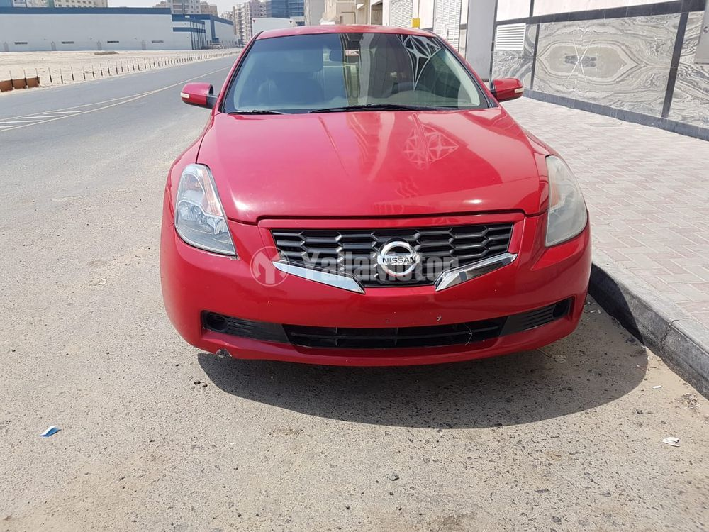 ... Used Nissan Altima Coupe 2008 ...