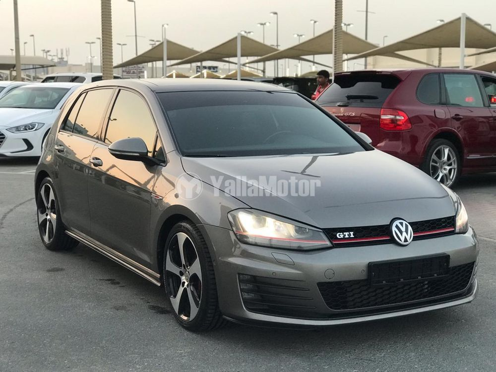 Used Volkswagen Golf GTI 2015