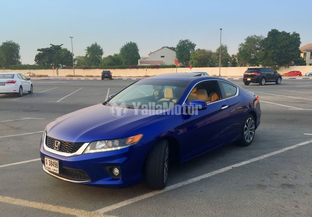 ... Used Honda Accord Coupe 3.5L V6 + Navigation 2014 ...
