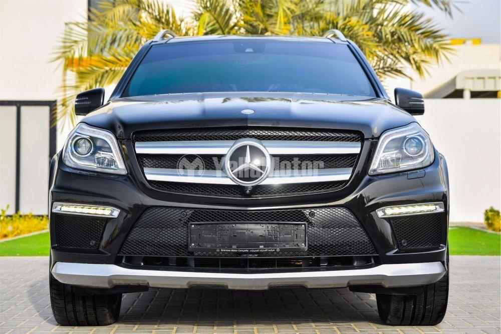 Used Mercedes-Benz GL-Class GL 500 2015 (824963 ...