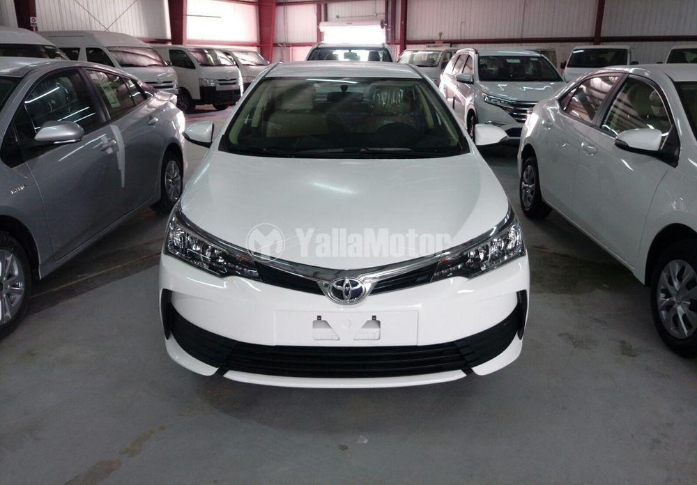 New Toyota Corolla 1 6l Xli 2019