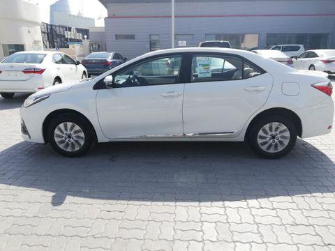 New Toyota Corolla 2 0l Xli 2019