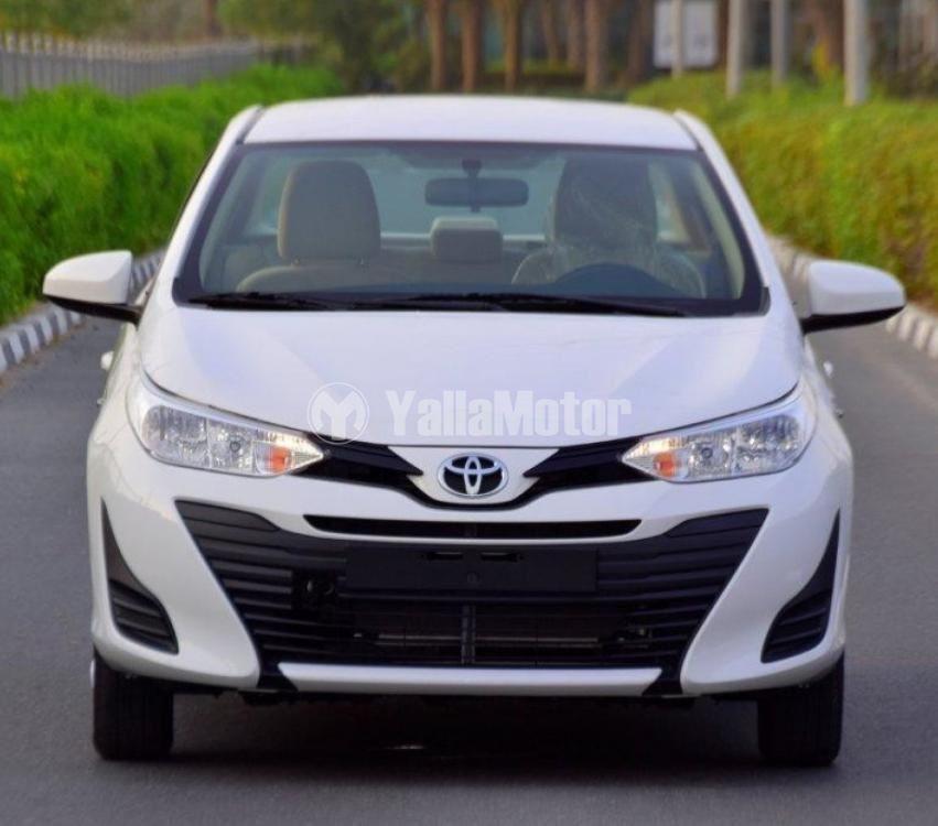 New Toyota Yaris 1.5L S (CVT) 2019