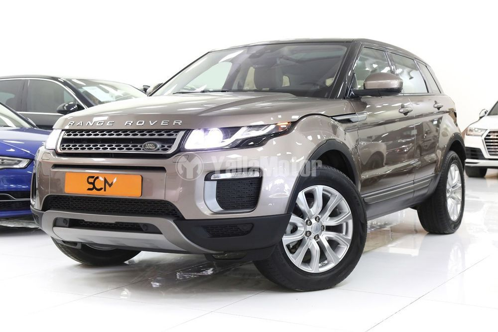 Used Land Rover Range Rover Evoque 2016