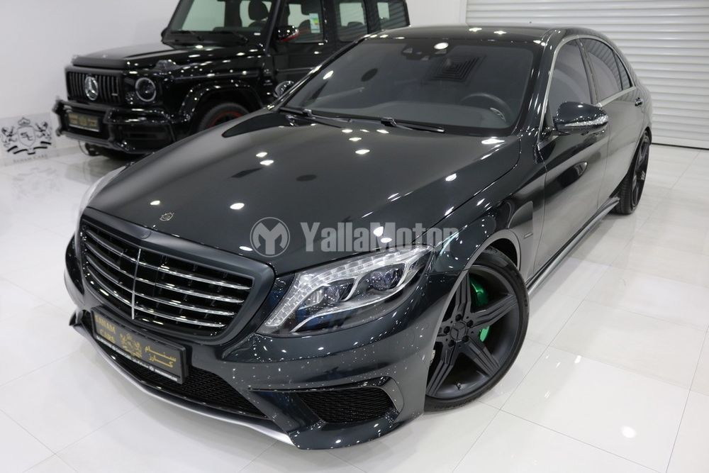 Used Mercedes-Benz S 63 AMG 2014