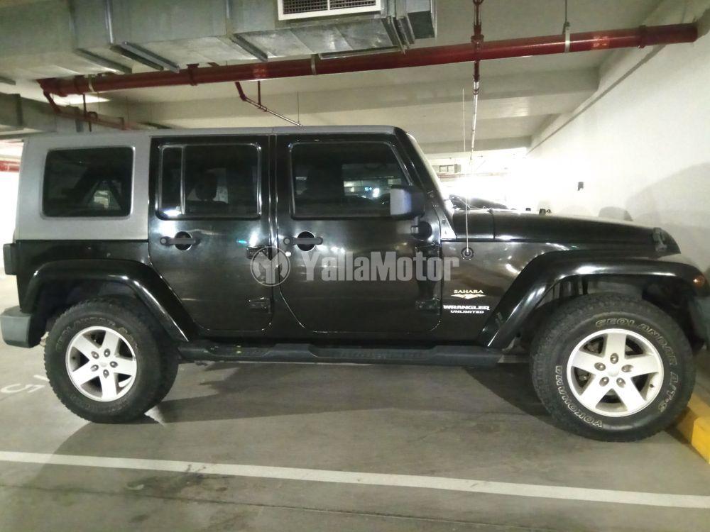 jeep wrangler sahara manual