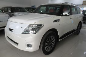 Nissan Patrol Price in UAE - New Nissan Patrol Photos and