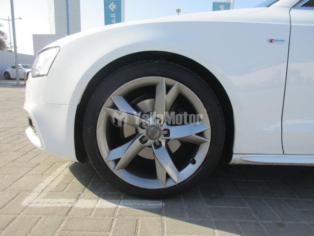 أودي A5 Sedan 2015 مستعملة