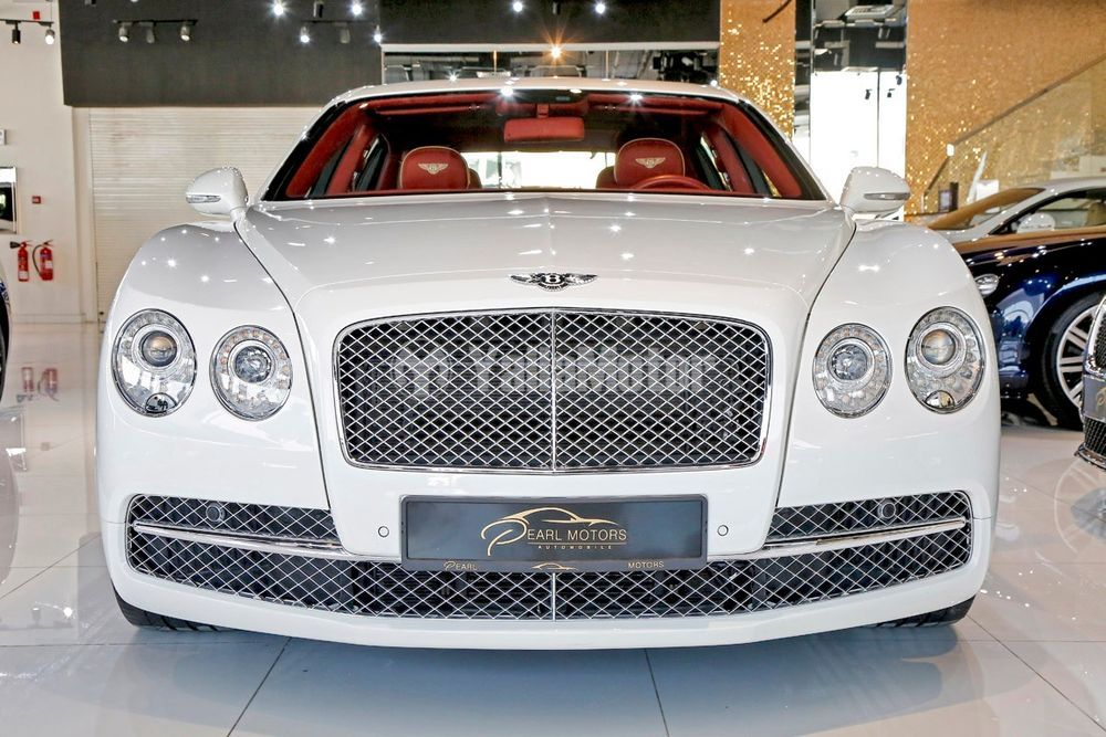 Used Bentley Flying Spur 2014