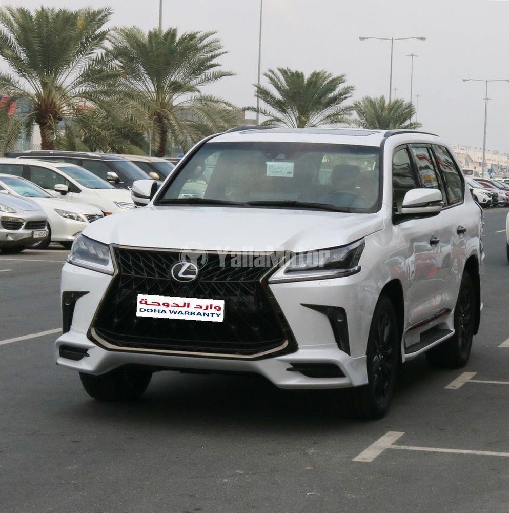 Used 2014 Lexus Lx 570: New Lexus LX 570 S 2019