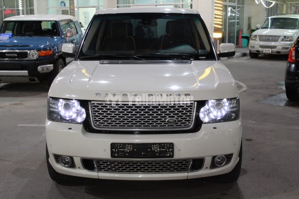 Range Rover Autobiography >> Used Land Rover Range Rover Autobiography 2010 858925 Yallamotor Com