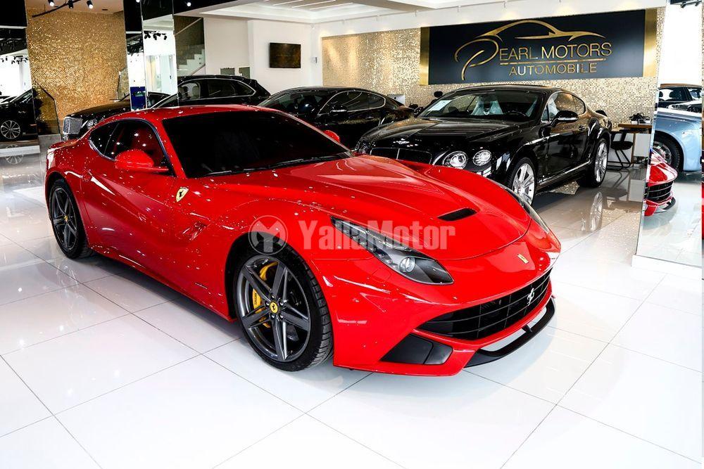Used Ferrari F12 berlinetta Coupe 2015