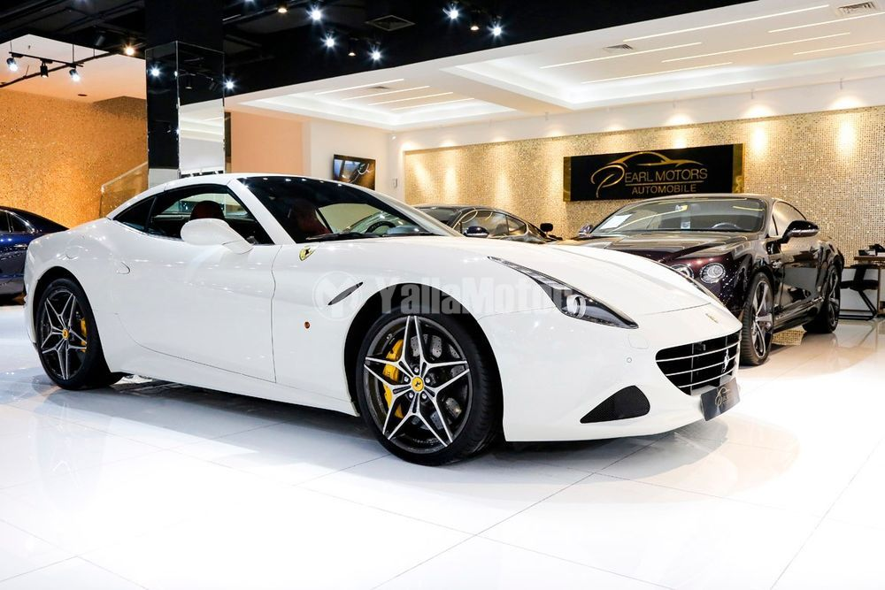 Used Ferrari California T 2016