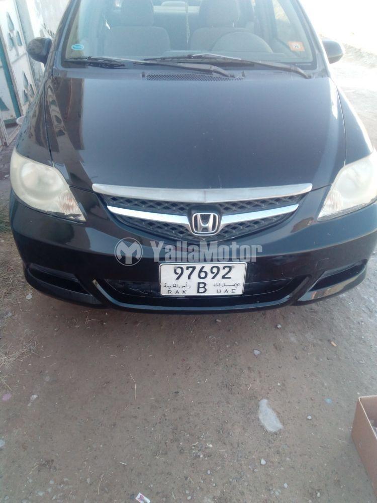 Used Honda City 1.5L EX 2007