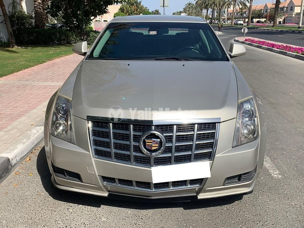 Used Cadillac CTS 2013 (861933)   YallaMotor.com