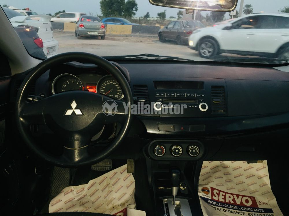 Used Mitsubishi Lancer EX 1.6L GLS 2011