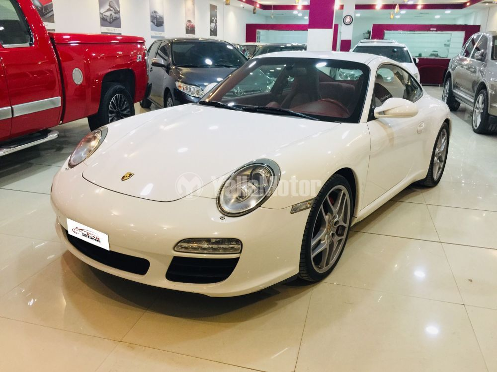 Used Porsche Carrera GT 2010