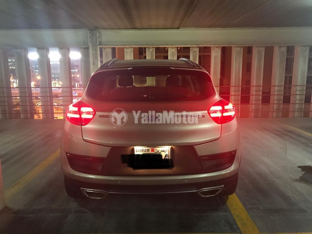 Used Geely GS Sport 1.8L Sport (Full Option) 2018