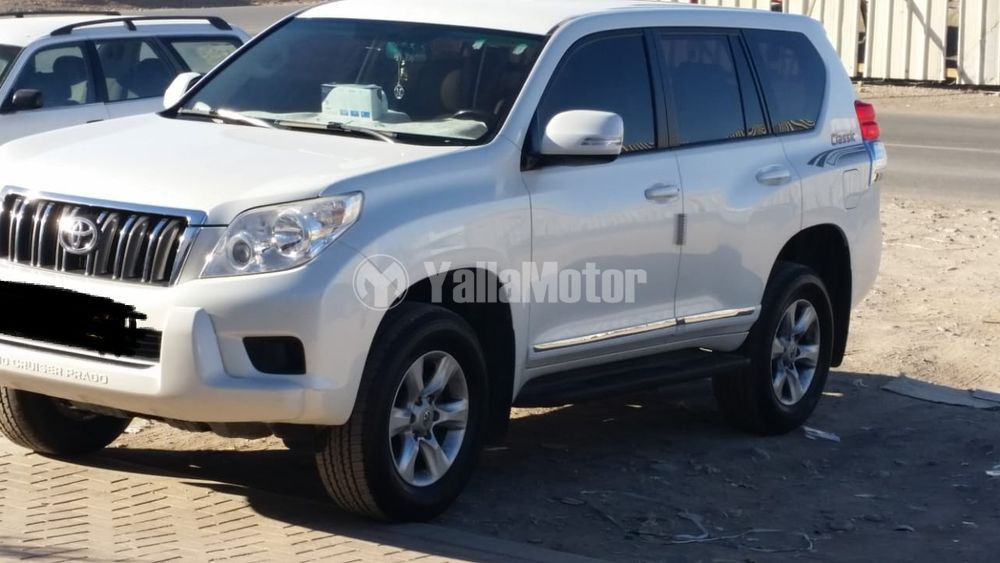 Used Toyota Land Cruiser Prado 2.7L TXL1 2012
