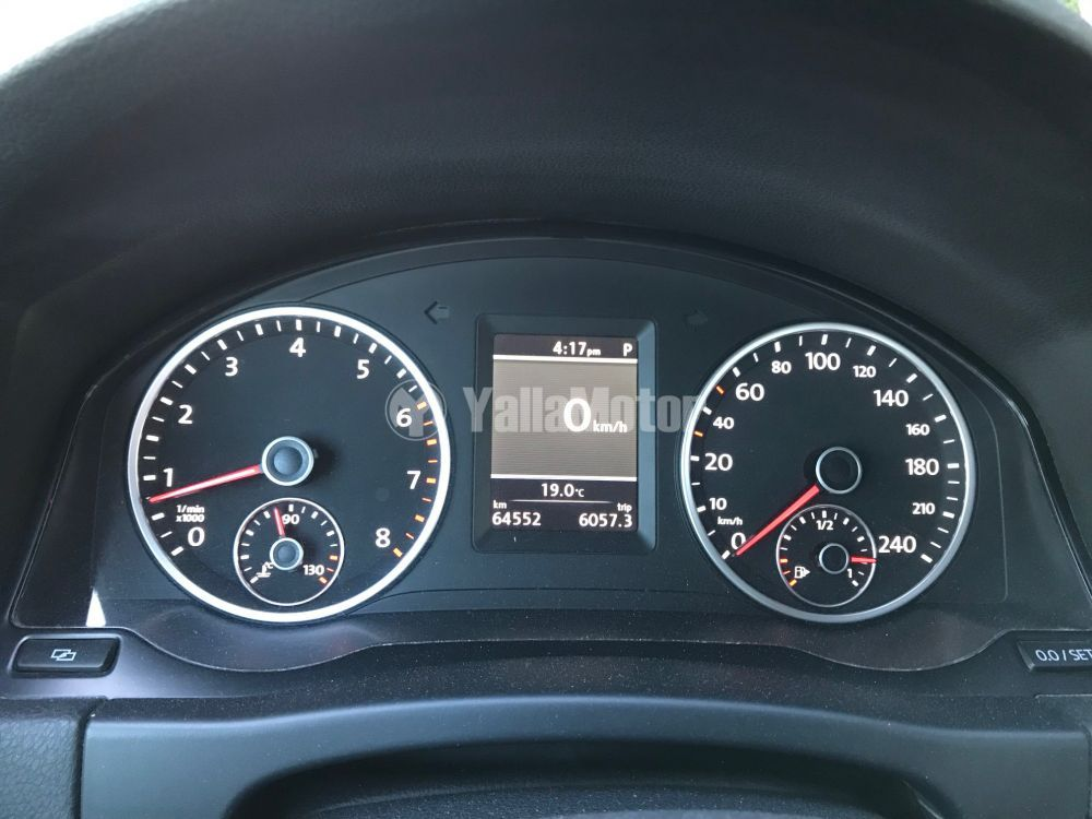 Used Volkswagen Tiguan 2012