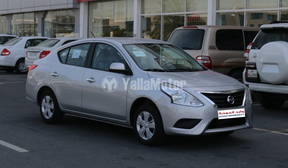 New Nissan Sunny 1.5L S 2019