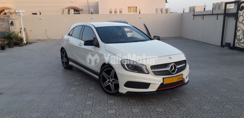 Used Mercedes-Benz A-Class 2013