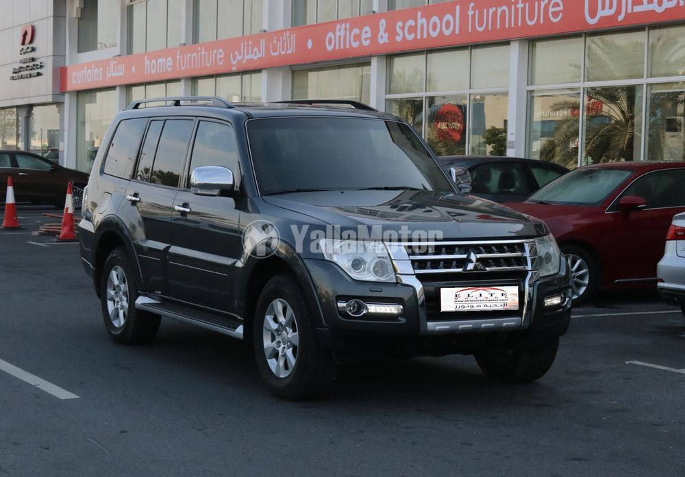 Used Mitsubishi Pajero 3.5L 5 Door Full 2016