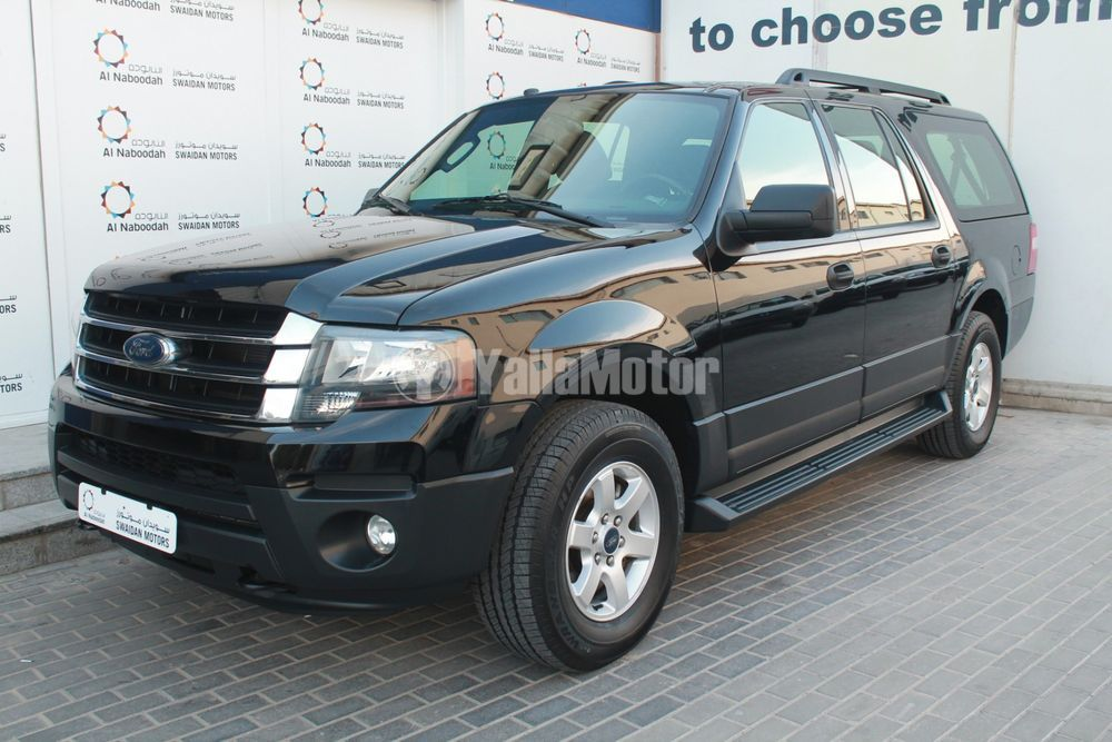 Used Ford Expedition El 3 5l Ecoboost Xl 2016