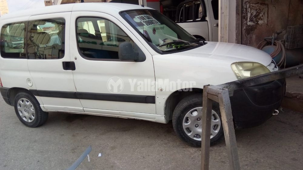 Used Peugeot Partner Origin Combi 2004