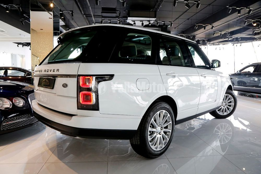 New Land Rover Range Rover Vogue HSE 2018