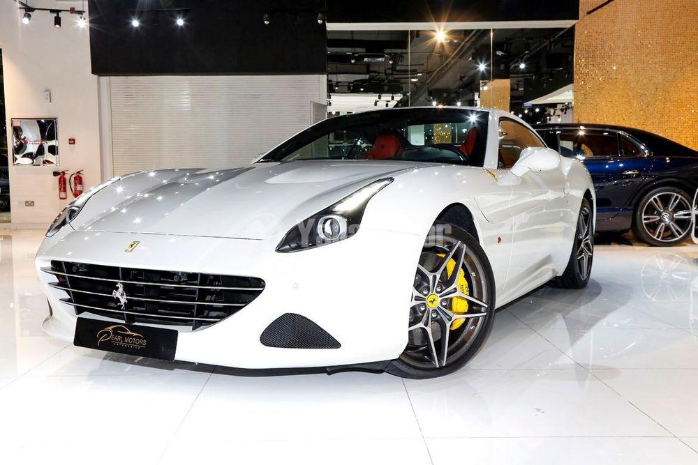 Used Ferrari California T 2016