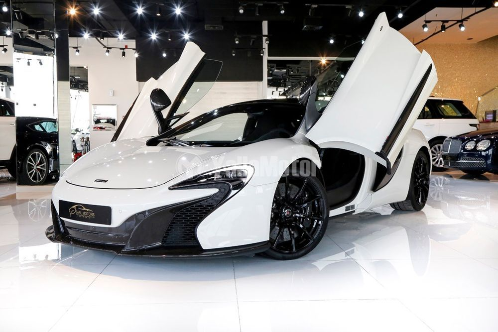 Used McLaren 650S Coupe 2015