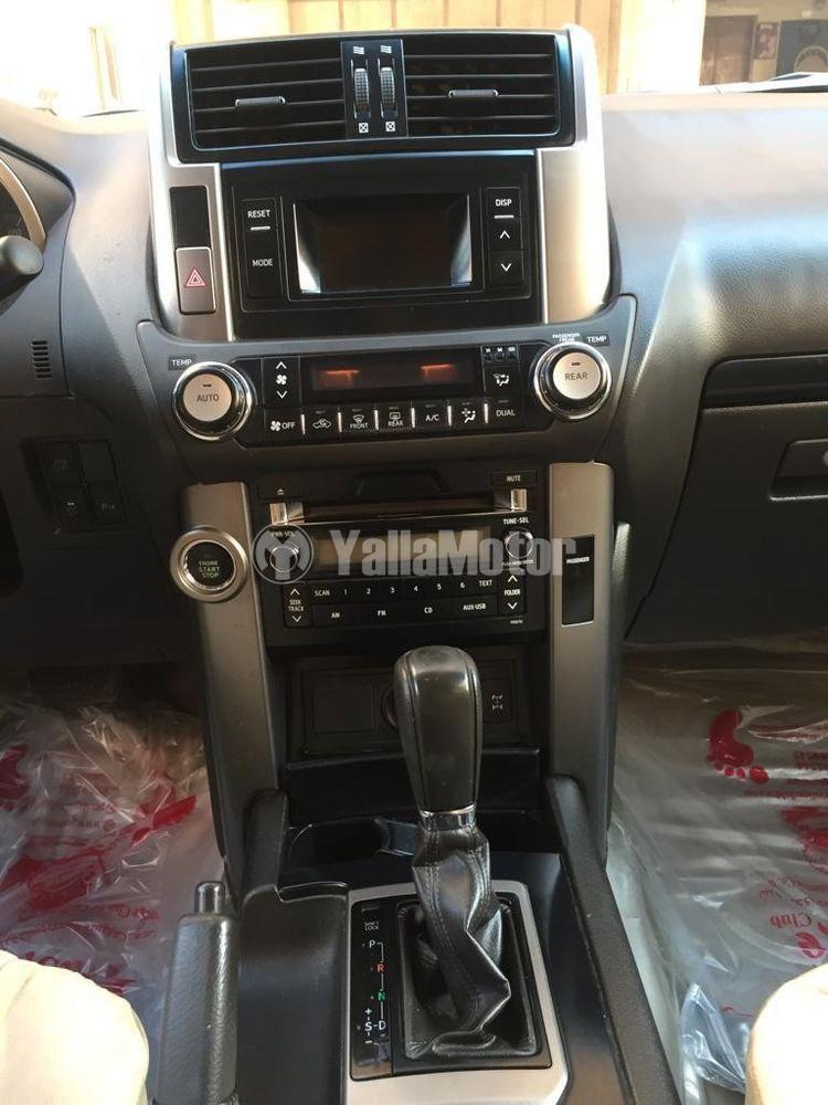 تويوتا لاند كروزر برادو 4.0L V6 TXL1 2011 مستعملة