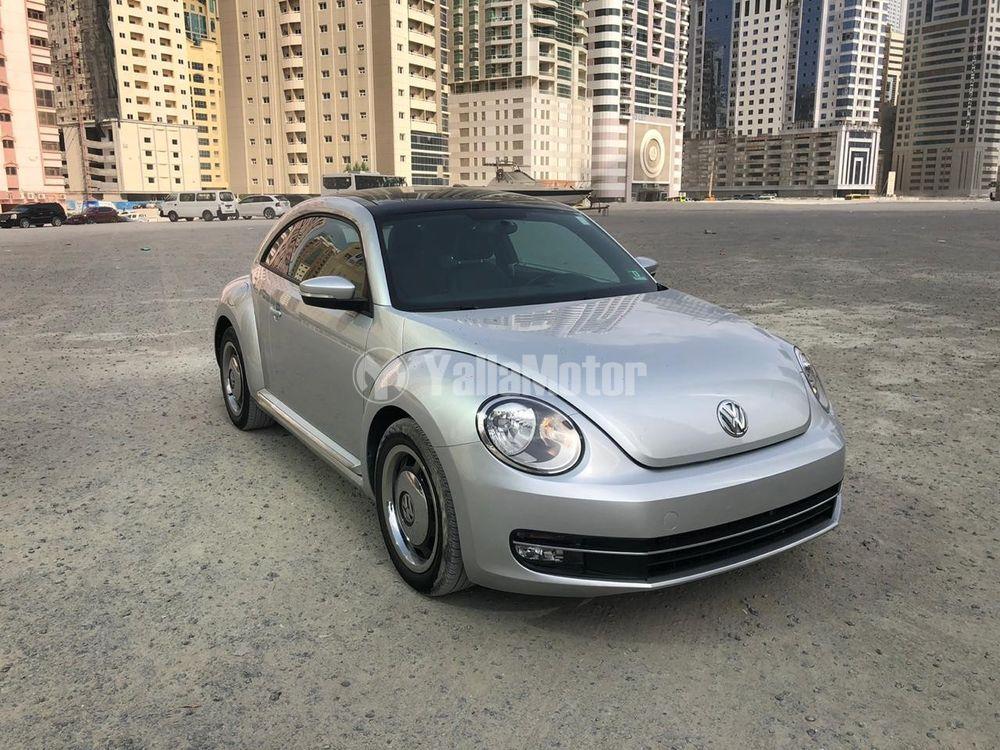 Used Volkswagen Beetle Turbo 2012