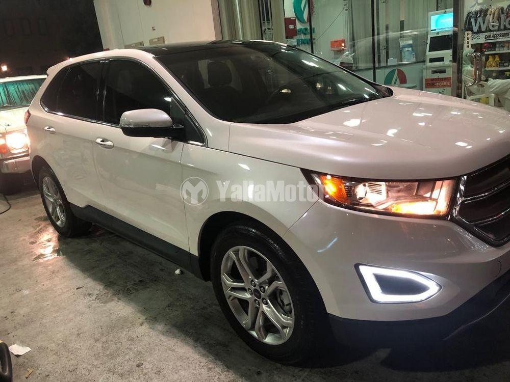 Used Ford Edge Titanium 2016 936694 Yallamotor Com