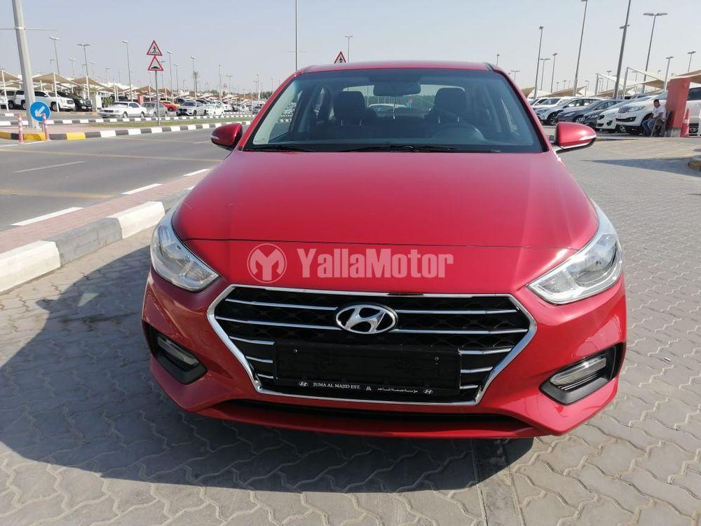 Used Hyundai Accent 2018