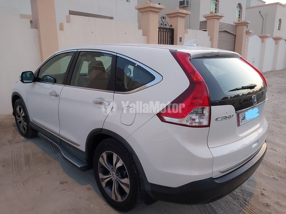 Used Honda CR-V EX Plus (AWD) 2012