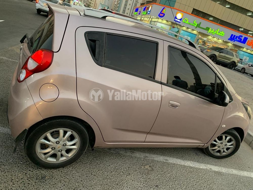 Used Chevrolet Spark LS 2013