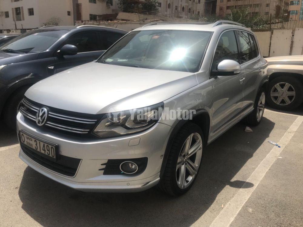Used Volkswagen Tiguan 2.0L R-Line 2014