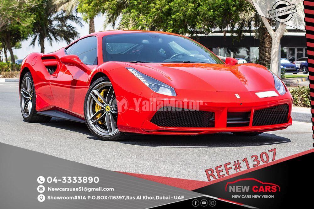 Used Ferrari 488 GTB 2016