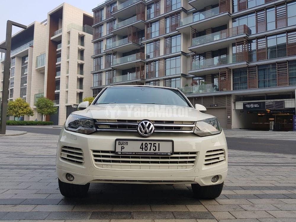 Used Volkswagen Touareg 2012