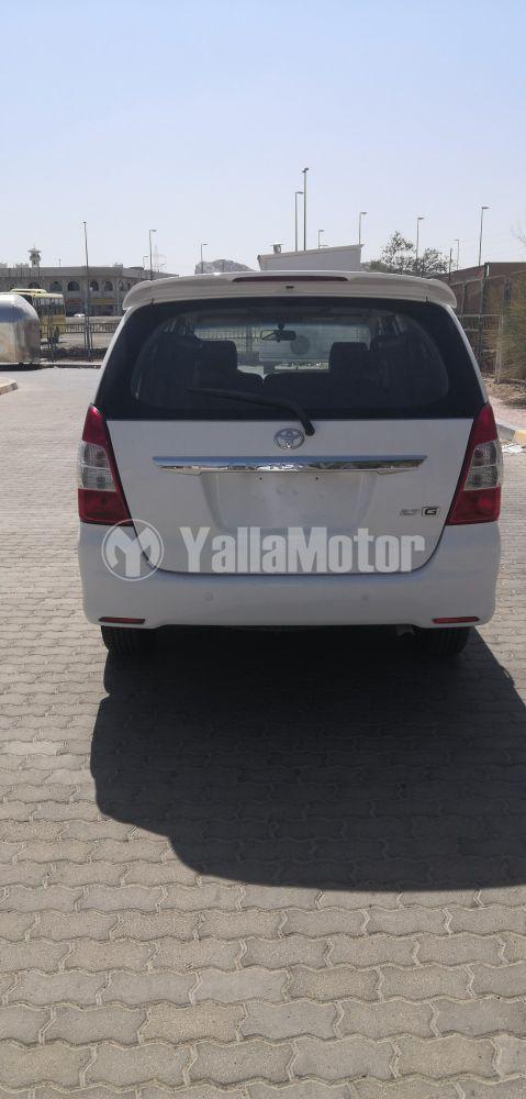 Used Toyota Innova 2.7L Limited 2014