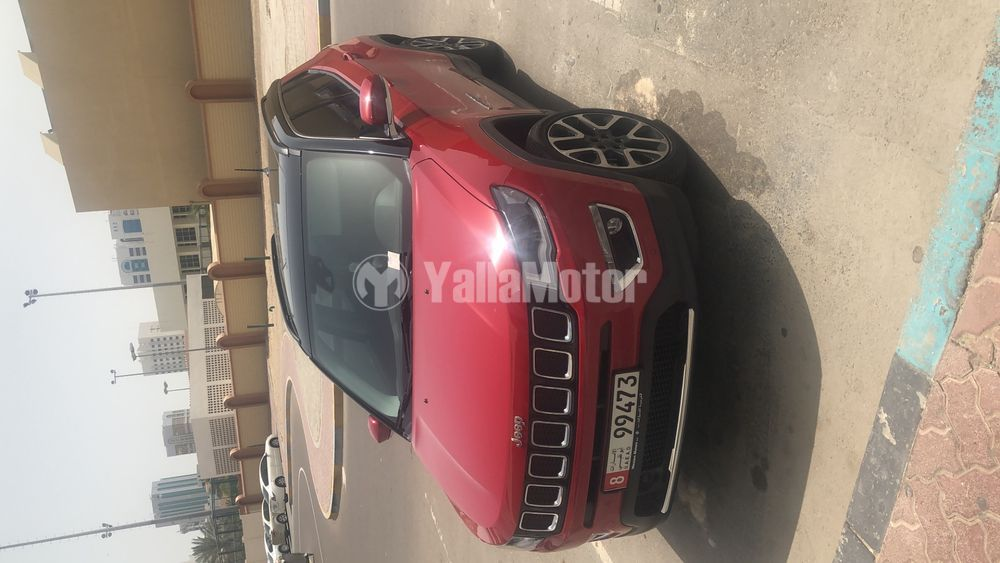 Used Jeep Compass 2019