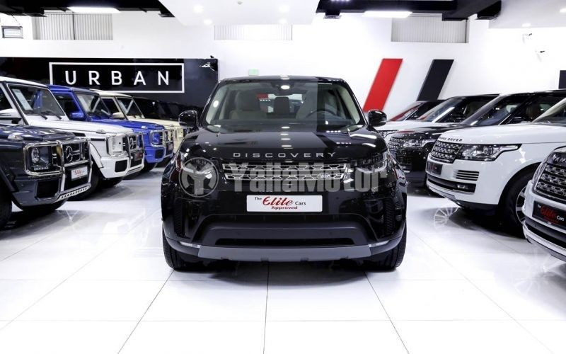 New Land Rover Discovery 2019