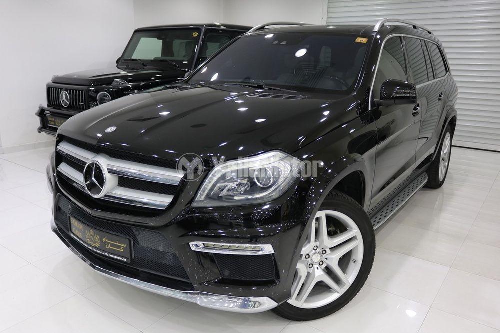 Used Mercedes-Benz GL-Class GL 500 2013