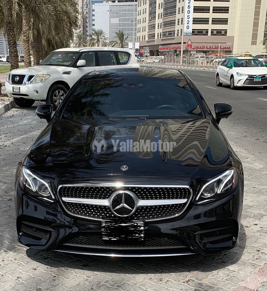 Used Mercedes-Benz E-Class Coupe E 400 4MATIC 2019 (933723 ...