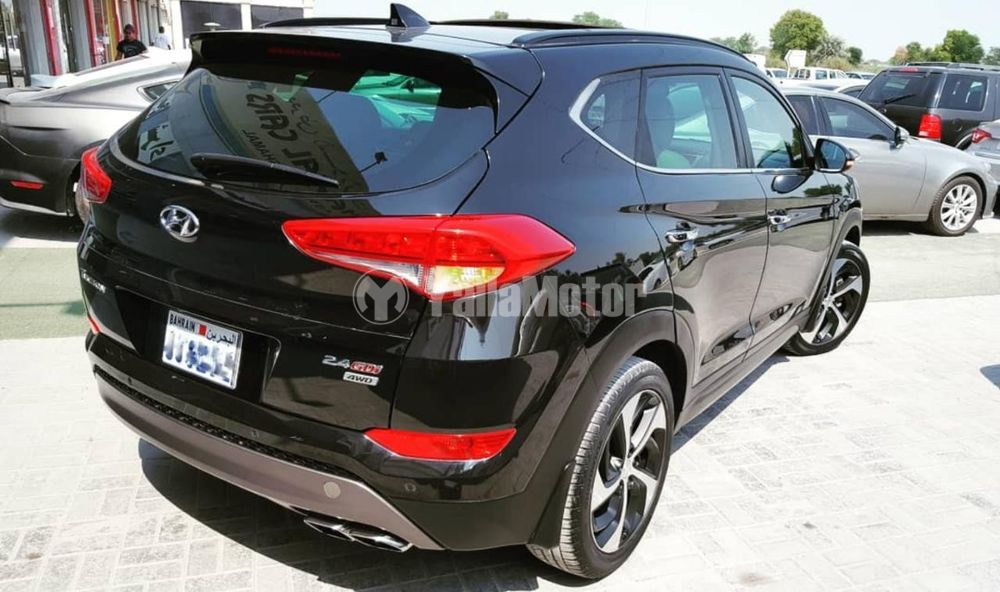 Used Hyundai Tucson 2.4L GDI Full Option (AWD) 2016