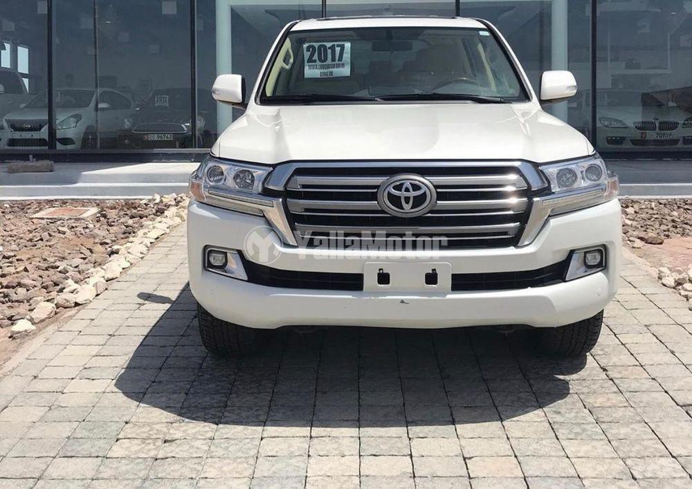 Used Toyota Land Cruiser 2017