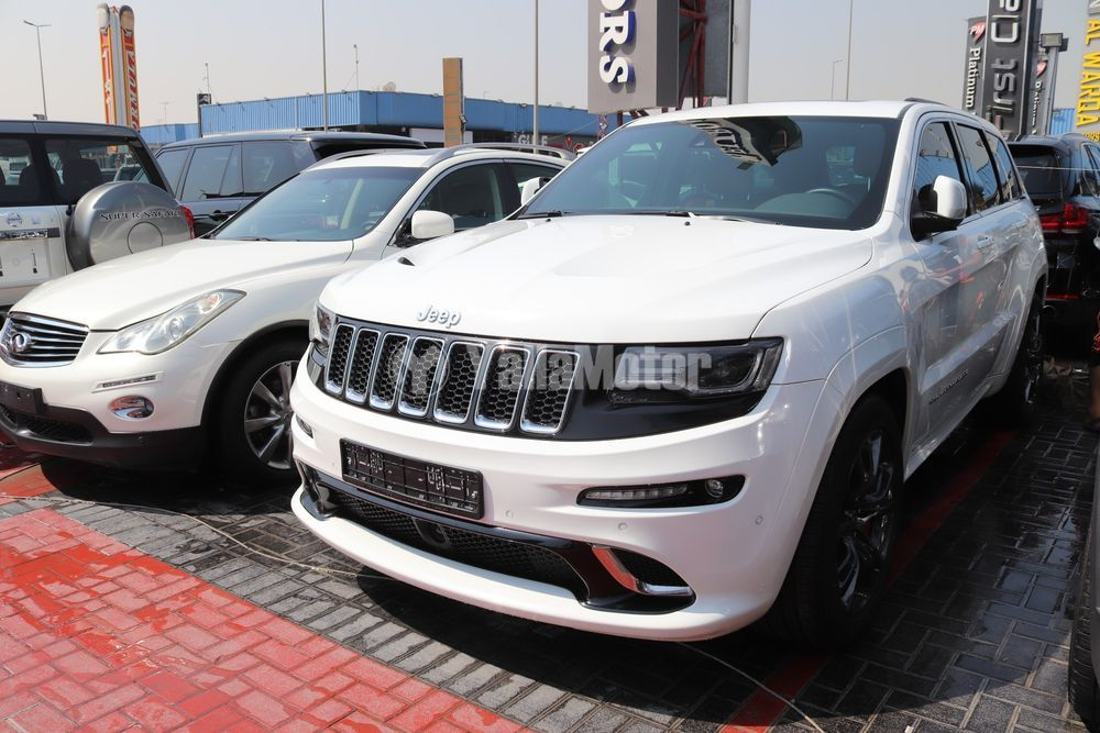 Used Jeep Srt >> Buy Mahindra Thar Jeep Grand Jeep Cherokee Srt 8 Dubicars