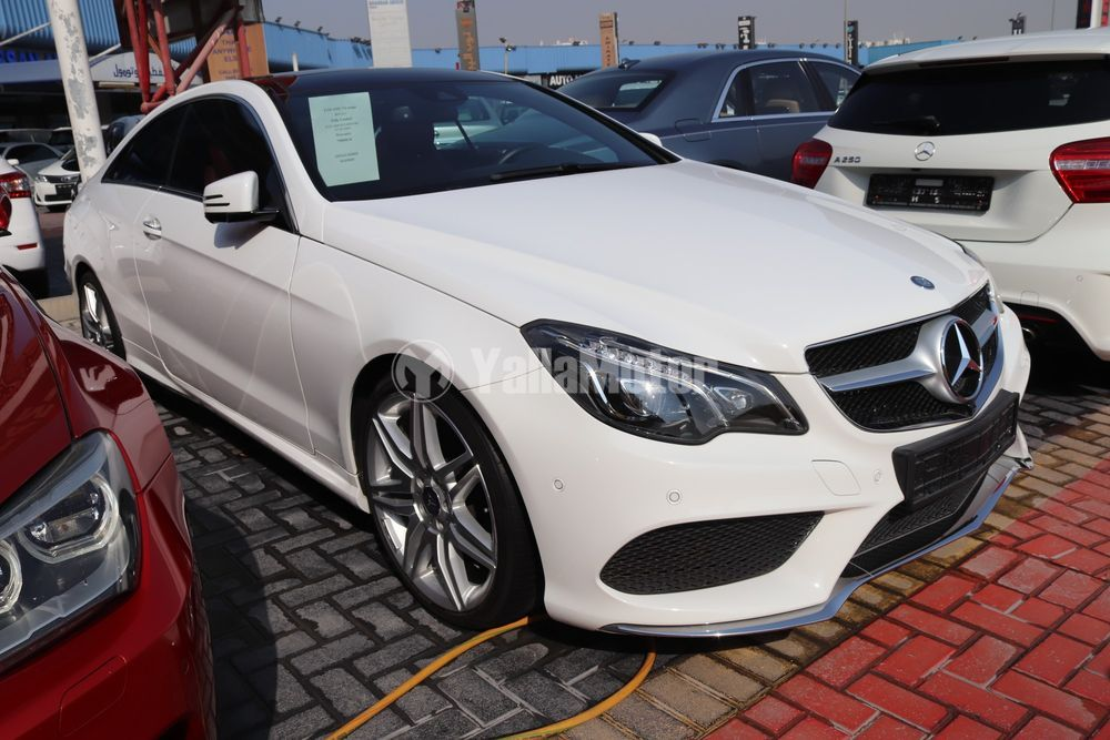Used Mercedes-Benz E-Class Coupe E 320 2015